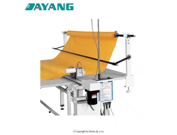 Taietor de cap de span automat Dayang DYBD 2-2.5 M