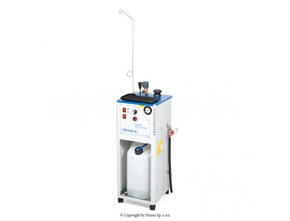 Generator  de abur cu 1 post Primula Steam Tech 1500