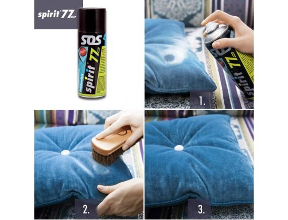 Spray de scos pete Spirit 77
